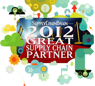 SupplyChainBrain's Great Supply Chain Partners 2012