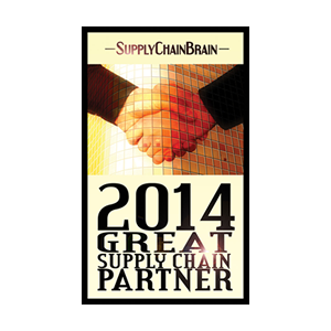2014 Great Supply Chain Partner