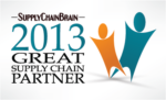 Top 100 Great Supply Chain Partners 2013