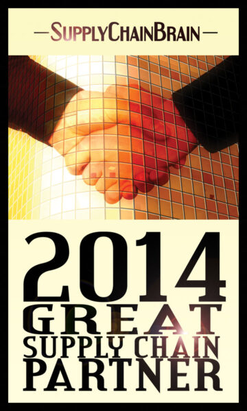 Top 100 Great Supply Chain Partners 2014
