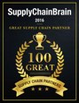 Top 100 Great Supply Chain Partners 2016
