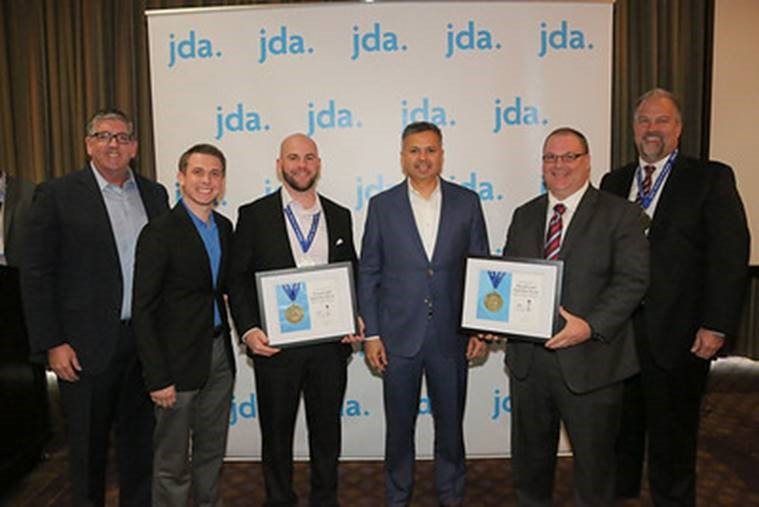 JDA Real Results Award Winners Best Partner Project