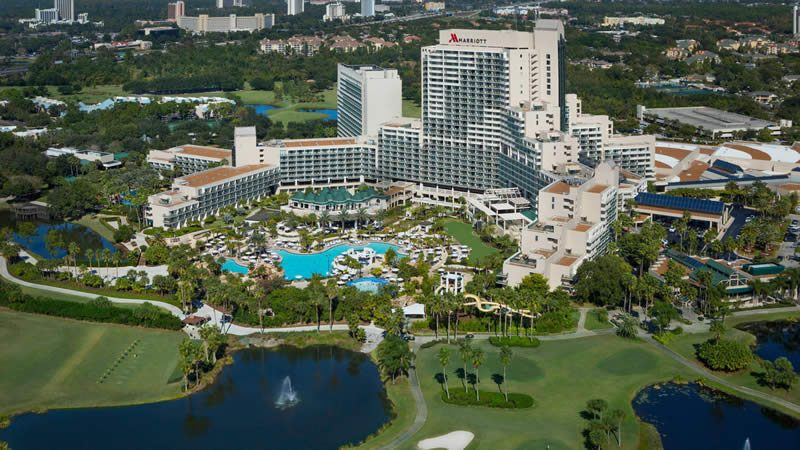Marriott Orlando World Center JDA FOCUS 2018