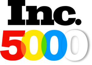 Included in Inc 5000 for Third Time