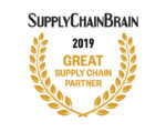 Supply Chain Brain 2019 Award