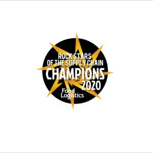 2020 Rock Stars of the Supply Chain Champions Logo