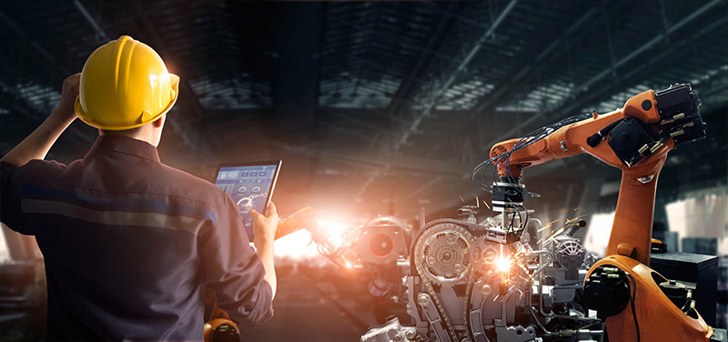 Smart Supply Chain Industry